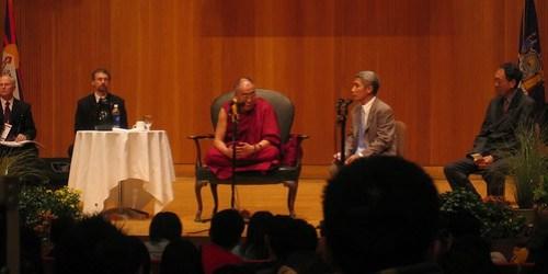 Dalai Lama: The Private Session