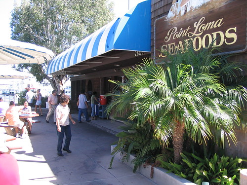 Point Loma Seafoods exterior