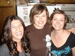 Laura, Lauren, and Mandy