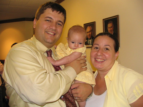 The Family in Yellow