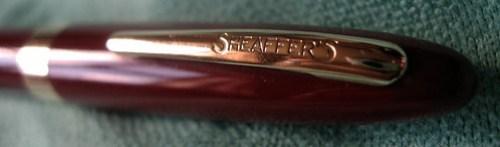 Sheaffer Saratoga Snorkel - Clip