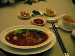 Fancy Chinese - Shark Fin Soup