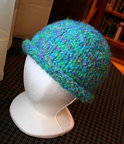 Knitted Chemo Cap Patterns Free : Knit Chemo Cap & Pattern Kis*Knit