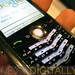 Blackberry Pearl trackball
