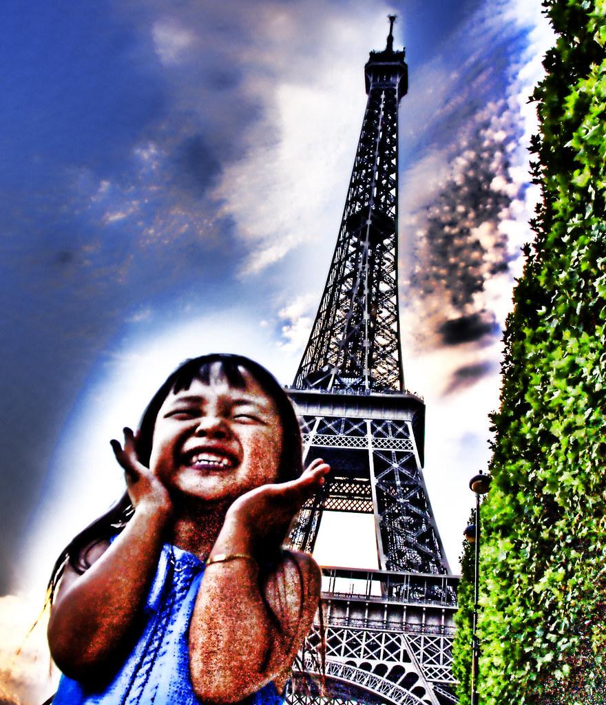 I Love Paris!