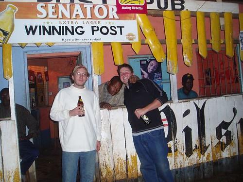 Ngong jockey club Bar Nairobi