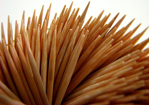 Toothpick anyone?