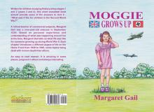 Moggie Grows Up by Margaret Gail