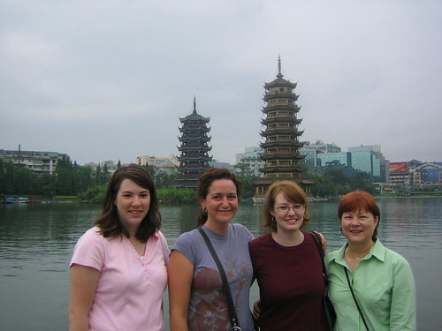 The Girls in Guilin
