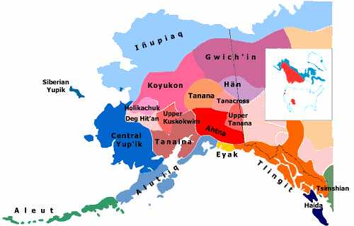 Alaska Native Languages
