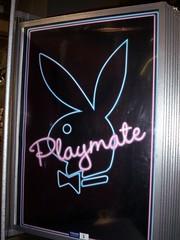 Playboy Poster HMV