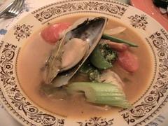 seafood soup- 希式海鮮湯