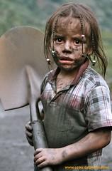 EL TRABAJO INFANTIL NO ES UN JUEGO, FOTO CON DERECHOS RESERVADOS, UTILIZADA SIN ÁNIMO DE LUCRO