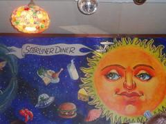 Starliner Mural