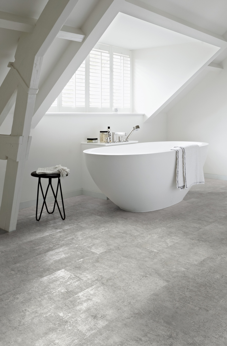 tile stone effect vinyl flooring