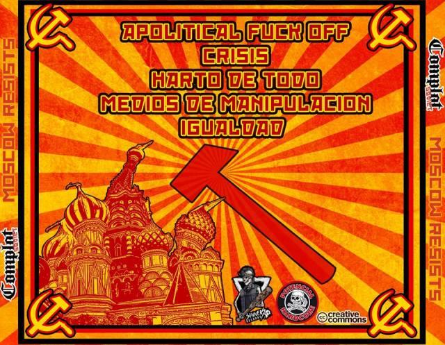 complot soviet front