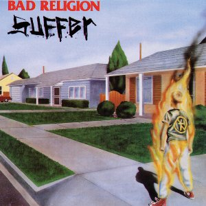 bad religion suffer cover