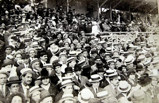 Sou Tricolor de Coração: Laranjeiras, no início do século XX / Foto: Acervo (FluMemória)