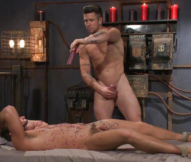 Jacob Durham Trenton Ducati Ian Levine In Hot Wax A Hot Gay Bdsm Hd From Kink Men Bound Gods