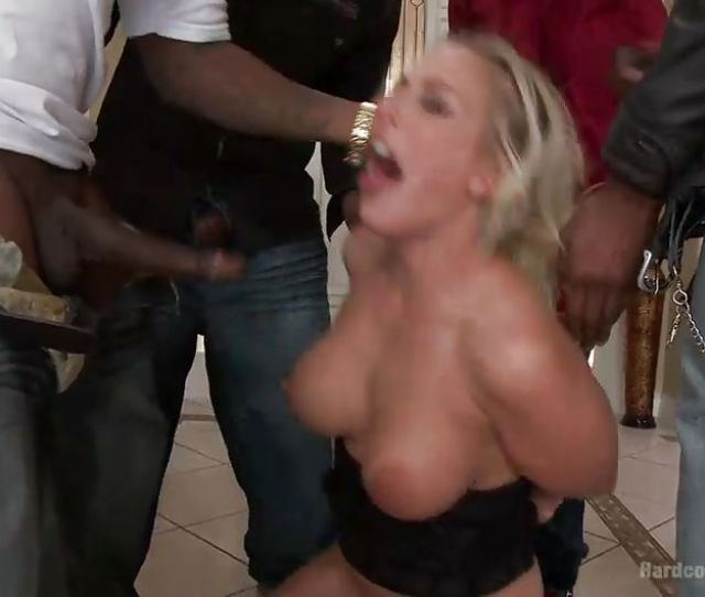 Jon Jon Prince Yahshua D Snoop Rico Strong Angel Allwood In Stylish Milf Banged By Black Thugs Hd From Kink Hardcore Gangbang