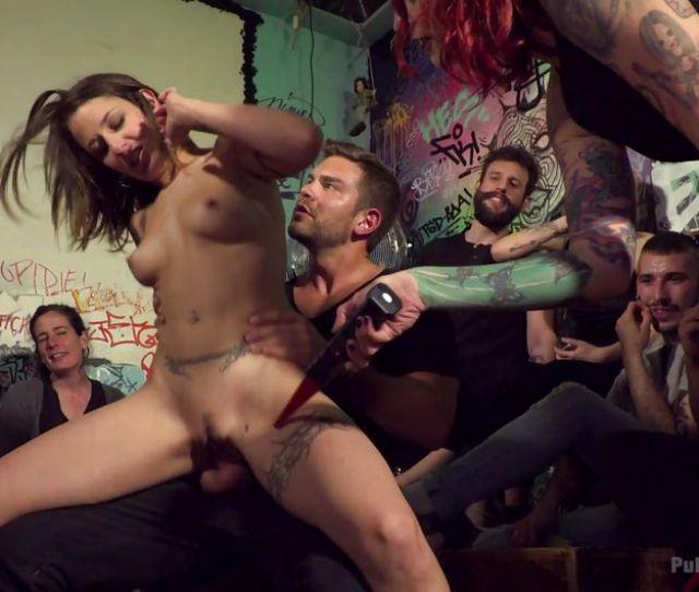 Steve Holmes Silvia Rubi Juan Lucho Alexa Nasha In Public Disgrace On Bachelor Party Hd From Kink Public Disgrace