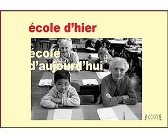 Ecole Dhier Cole Daujourdhui De La Plume Sergent