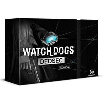 Watch Dogs DEDSEC Edition Xbox One Jeux Vido Achat Amp Prix Fnac
