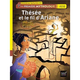 Thésée et le fil d'Ariane
