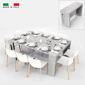 table console extensible grazia xl 3