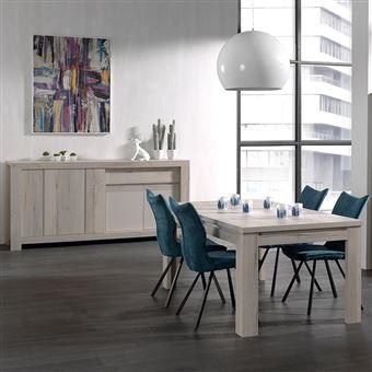 salle a manger moderne couleur