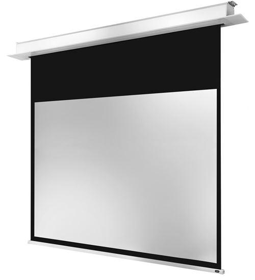 celexon 1000000870 ecran home cinema et presentations encastrable au plafond motorise pro plus 200x150 cm 4 3 gain 1 2