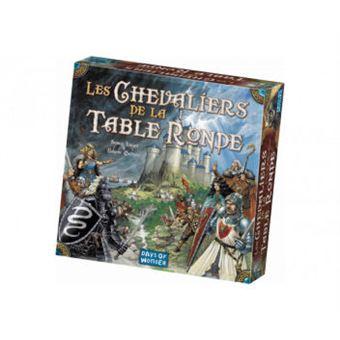 les chevaliers de la table ronde jeu de strategie achat prix fnac