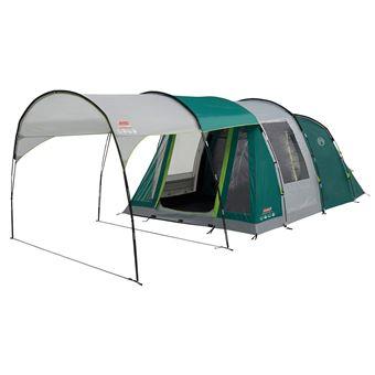 coleman tente granite peak 4 grande tente de camping avec 2 chambres toile de tente 4 personnes avec technologie blackout bedroom tente familiale 4
