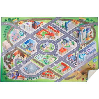 tapis de jeu metropole