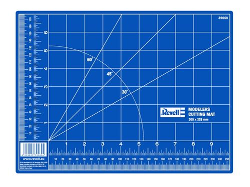 revell tapis de decoupe grand format 45 x 30 cm