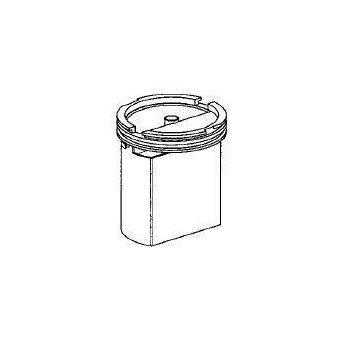 tasse de bonde pour receveur d 90 sas reference 0411099