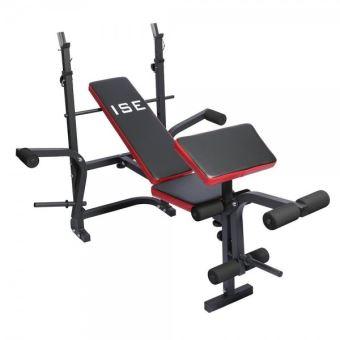 ISE Banc De Musculation Multifonction Rglable Pliable