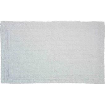 tapis de bain grund blanc 5 kg coton organique