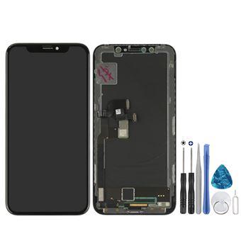 noir ecran lcd vitre tactile pour iphone x 10
