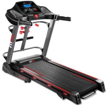 tapis de course fitfiu fitness mc 400 pliable et inclinable vitesse max 20 km h