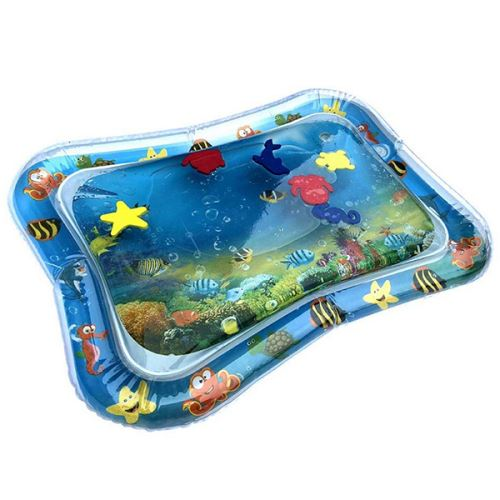 tapis d eveil bebe tapis d eau gonflable tapis de jeu coussin jouets education precoce haute qualite economique