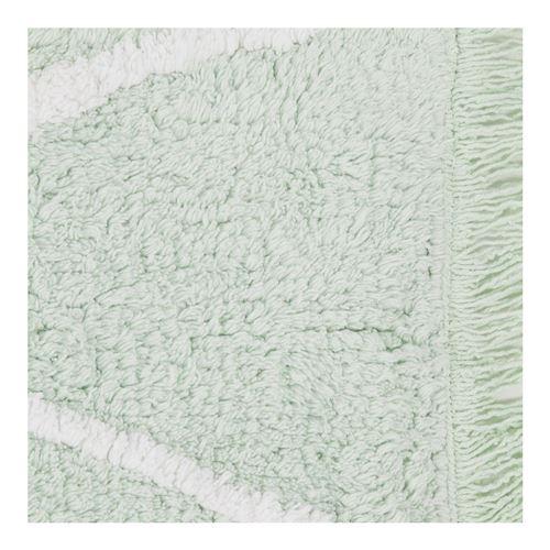 tapis pour chambre d enfant vert lavable en machine hippy lorena canals