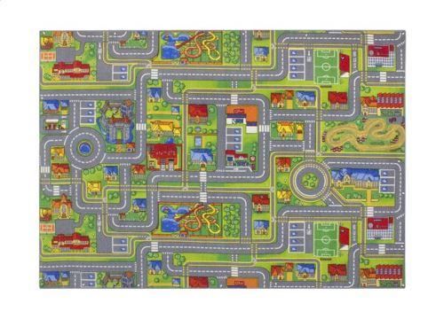 tapis de circulation en ville 140 x 200 cm