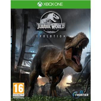 Jurassic World Evolution Xbox One Para Los Mejores