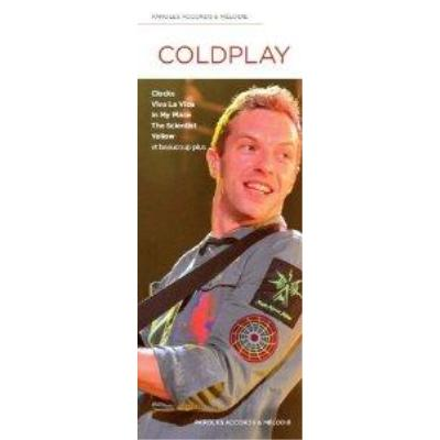 Paroles Accords & Melodie Coldplay