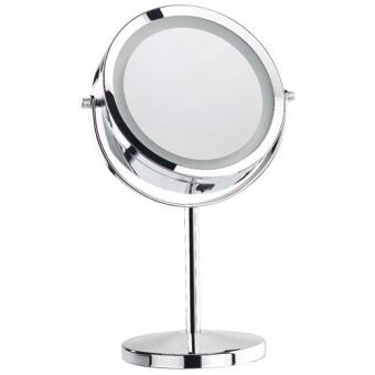 Miroir Grossissant Lumineux Led A Pied Achat Prix Fnac