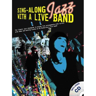 Sing Along Jazz + CD