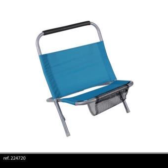 cale dos fauteuil petite chaise de plage portable pliante pliable camping