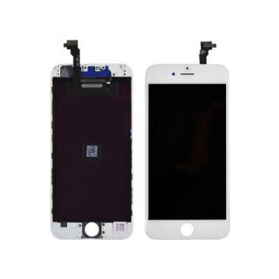 ecran complet lcd vitre tactile chssis pour iphone 6 blanc