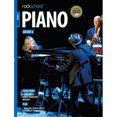 Rockschool Piano Grade 6 + Online Audio Access